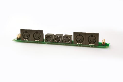 Doehler /& Haass DH-403-2 NEU SX-Bus-Kabel 0,6m Spur N