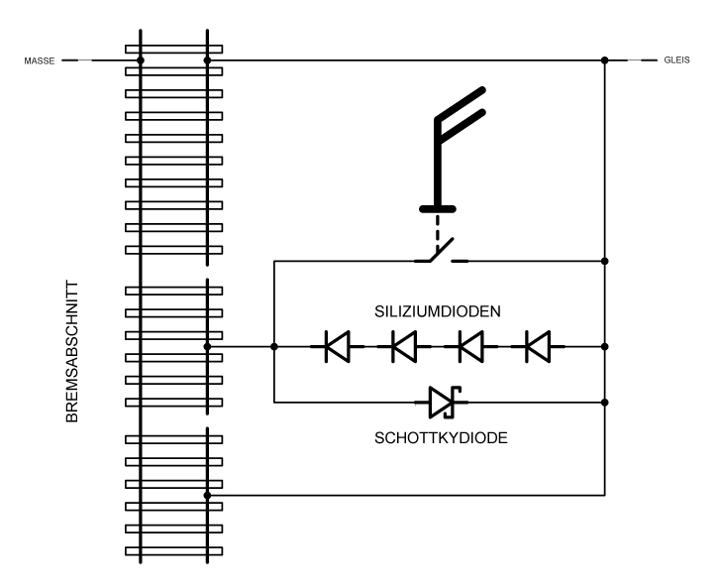 Viessmann 4013 Mit Esu Switchpiloten Und Lenz Bm1